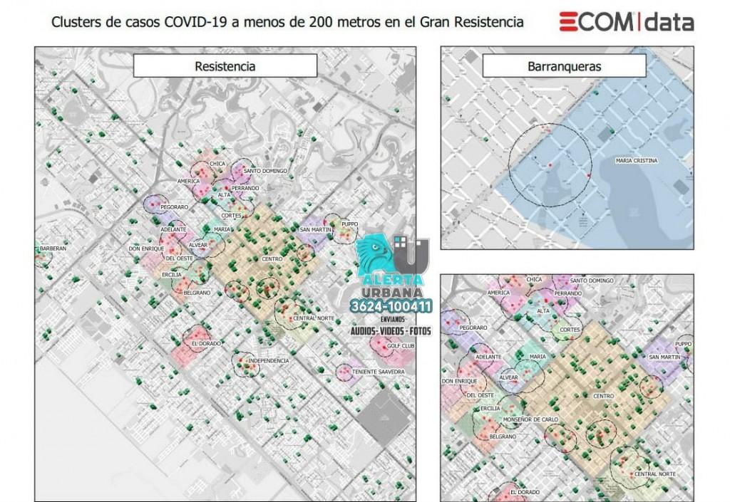 Chaco: Clases Cuidadas, actualización del esquema