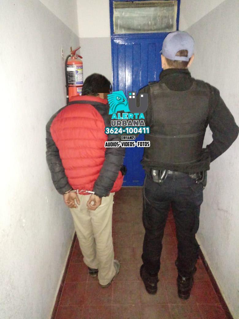 Resistencia: discutió con su pareja y fue detenido