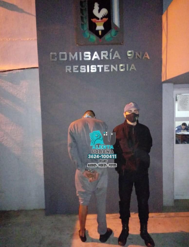 Resistencia: detenido por robar en una carnicería