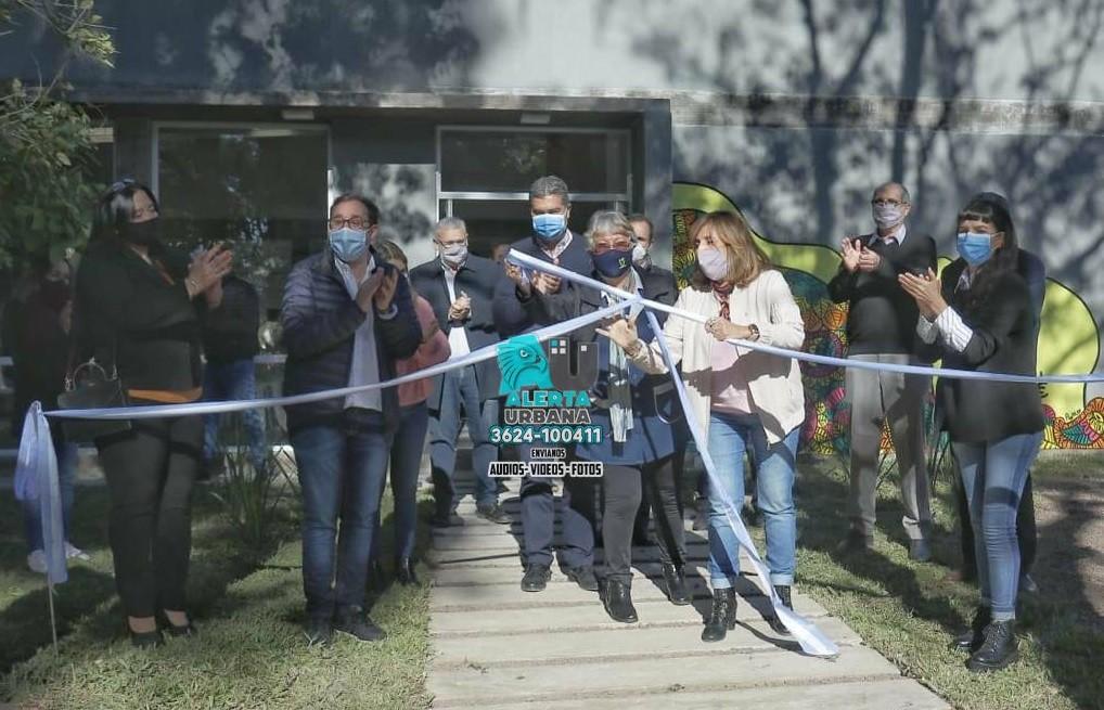 Inauguraron obras de ampliación en el Jardín de Infantes del Campus de la UNNE