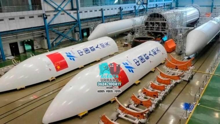 Cohete chino: los restos se habrían desintegrado sobre el Océano Índico