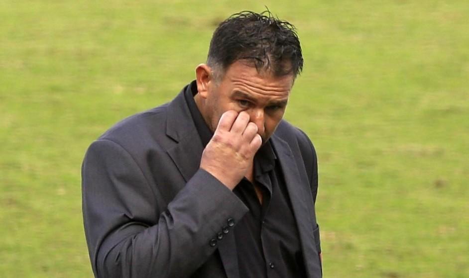 Dabove presentó su renuncia como director técnico de San Lorenzo