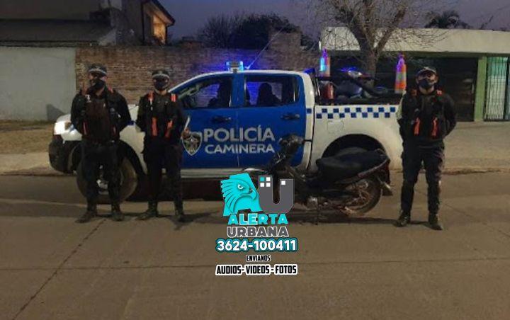 Resistencia: reducción de fiestas clandestinas, aumento de secuestro de armas