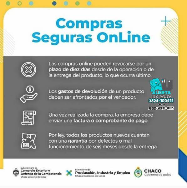 Promociones y Descuentos on-line: compras seguras en internet
