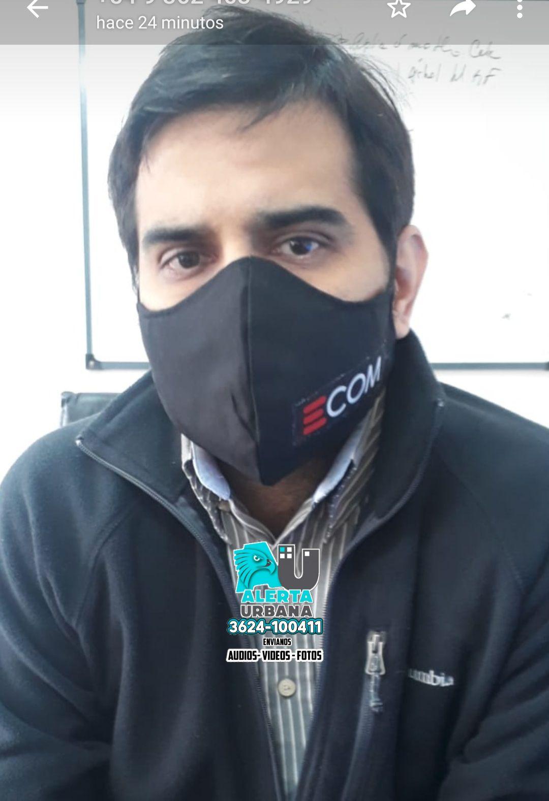 Dos casos positivos de tuberculosis en Ecom Chaco S A