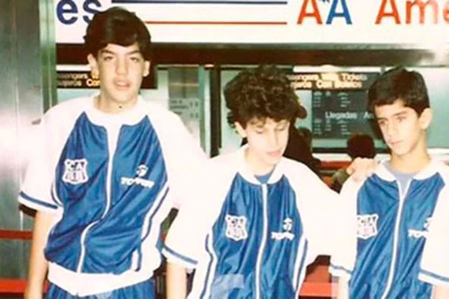 Luis Scola: el día que, con 13 años, le volcó la pelota en la cara a Pippen
