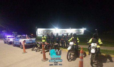 Fin de semana: 42 conductores alcoholizados detectados