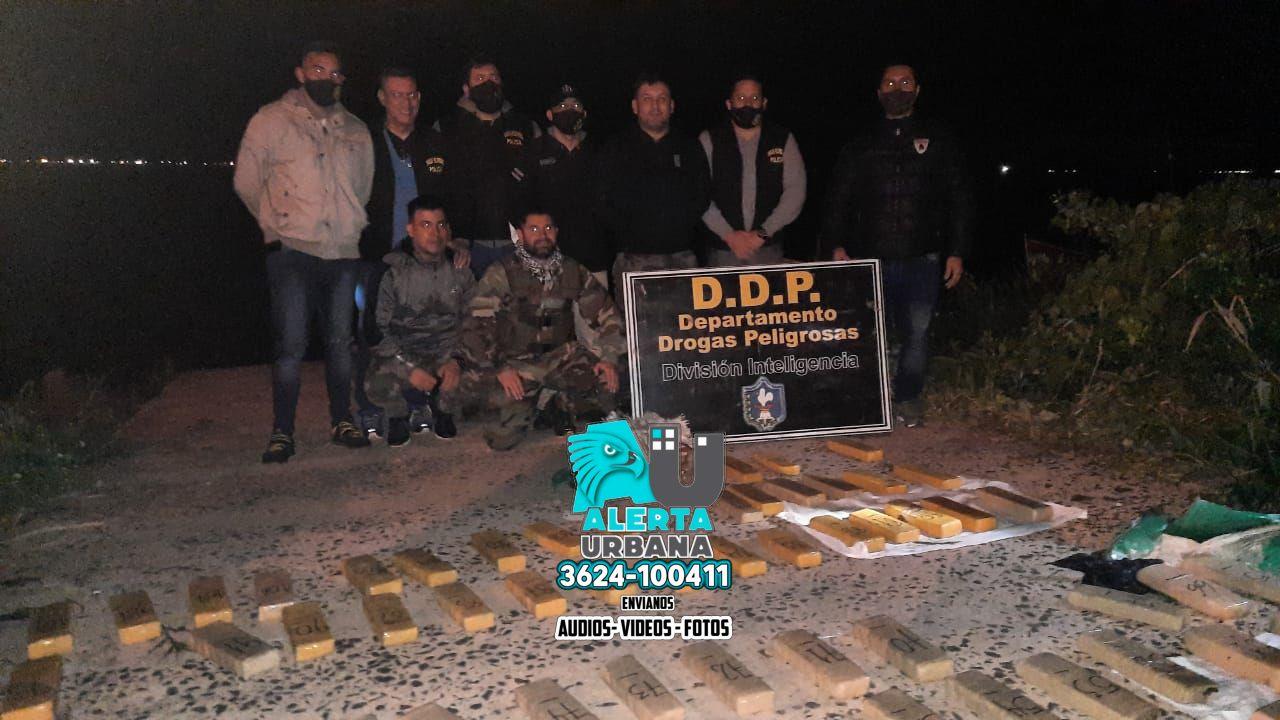 Isla del Cerrito: drogas peligrosas acorrala al narcotráfico