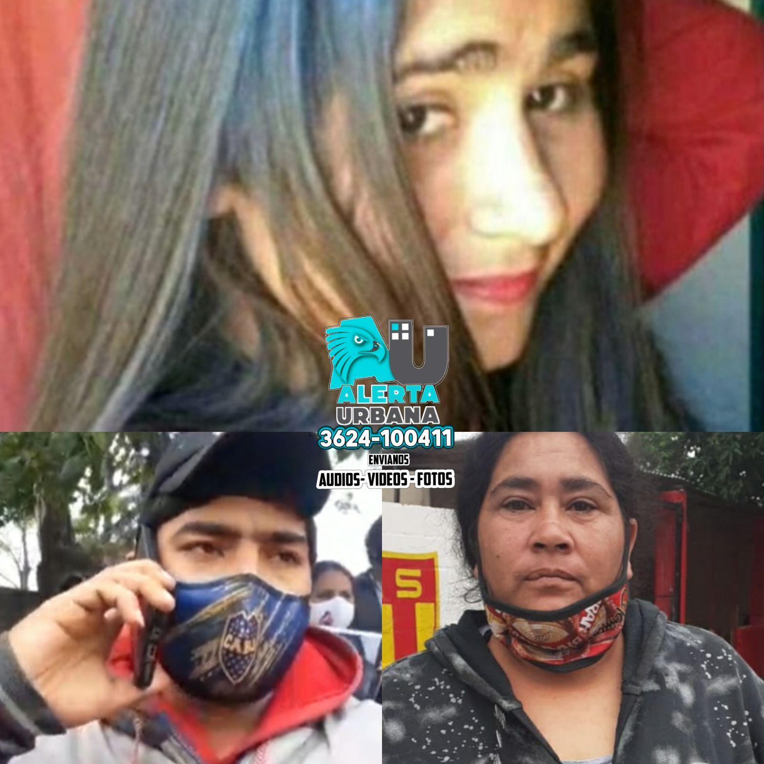 Justicia para Rocío Belén Barrios