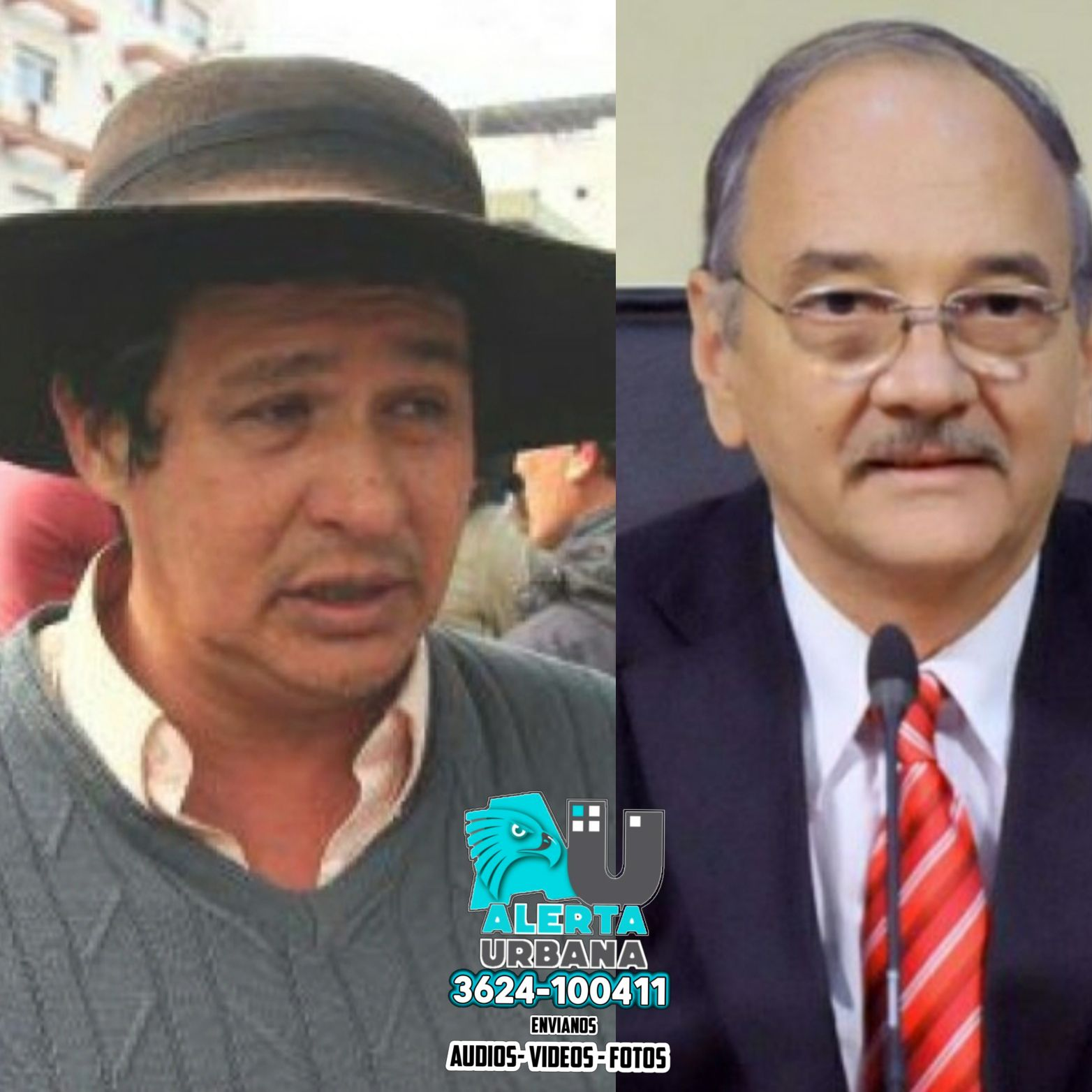 """Ramón """"Tito"""" López denunció a """"Chiyo"""""""
