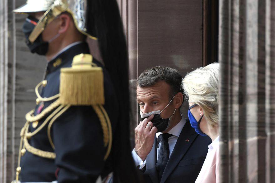 Conmoción política en Francia