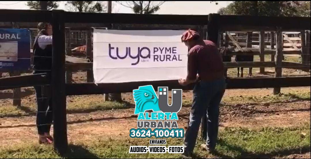 Tuya Pyme Rural impulsa al sector productivo con financiación en remates y comercios locales