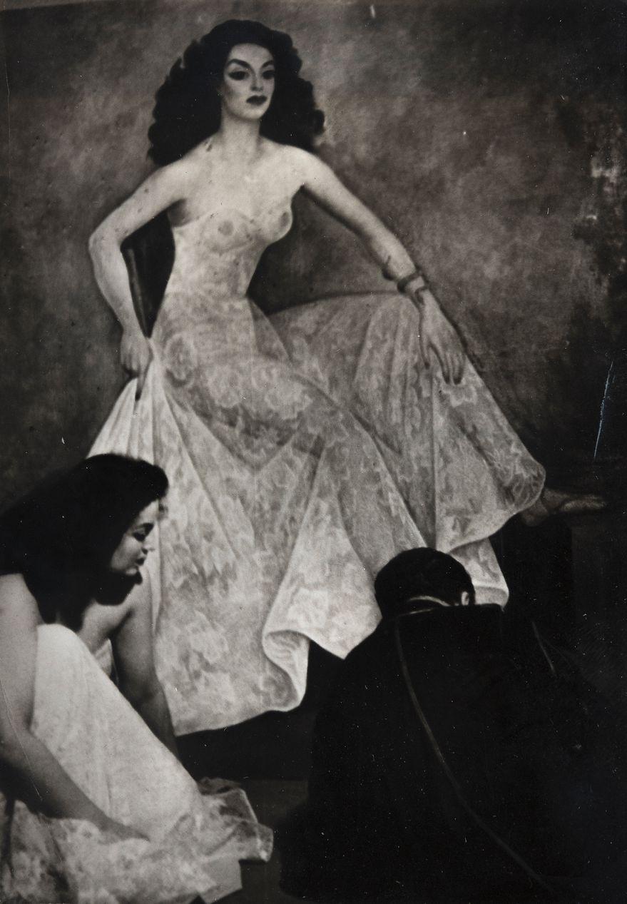 El retrato desaparecido de María Félix que pintó Diego Rivera