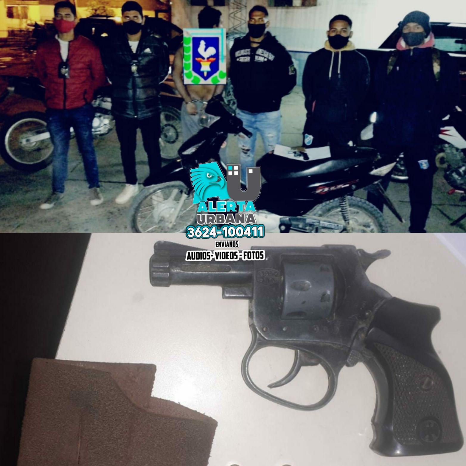 Resistencia: esclarecen robo a mano armada