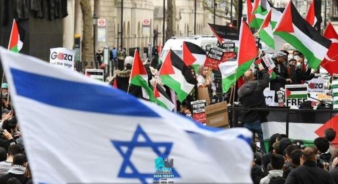 Conflicto entre Israel y Gaza: graves enfrentamientos entre isralíes y palestinos