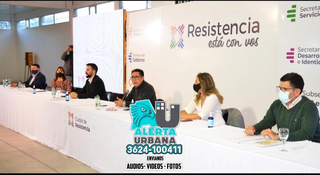 Nueva propuesta de distritos para Resistencia