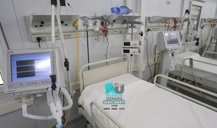 Segunda ola de COVID: en Rosario solo queda una cama libre de terapia intensiva