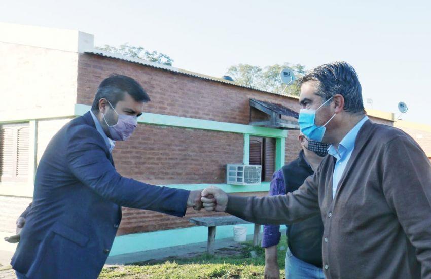 Lapachito: el Gobierno entrego más viviendas