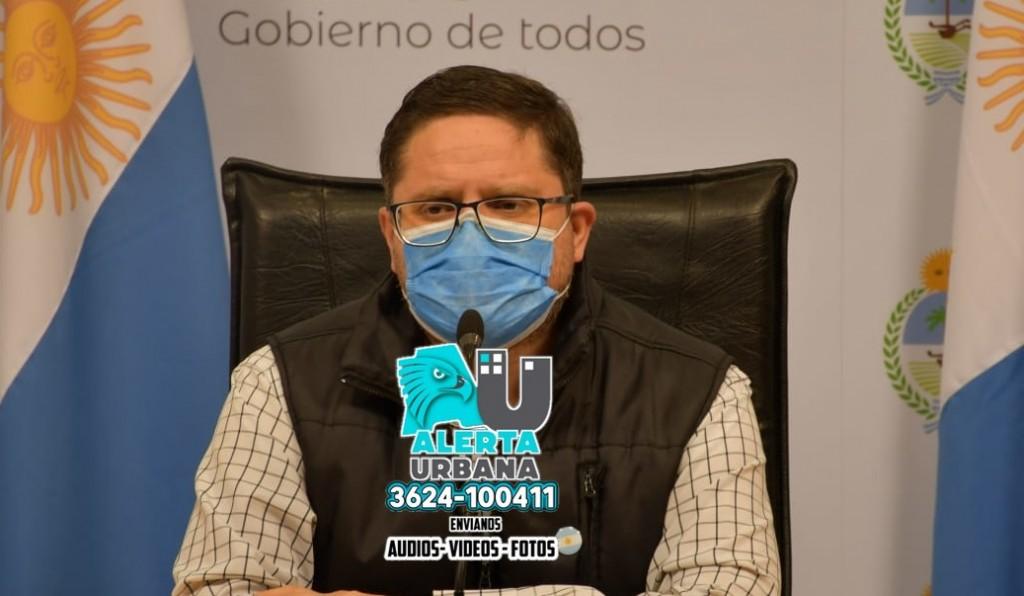 Informan de 757 nuevos positivos de coronavirus en Chaco durante el último día