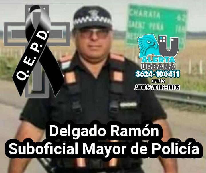 Policía del Chaco pierde otro efectivo por COVID-19