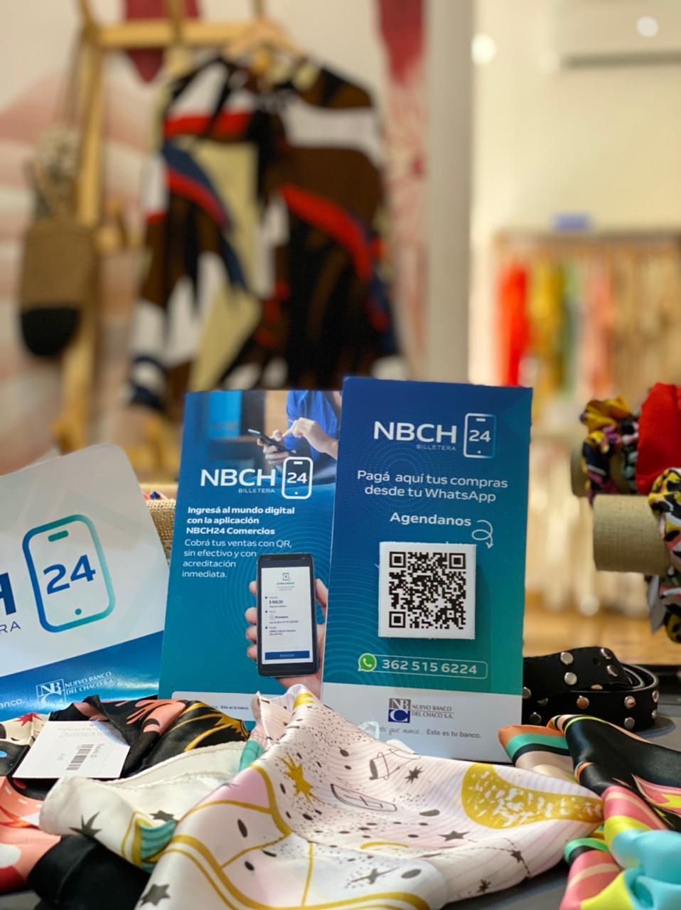 Como obtener 40% de descuento con billetera NBCH24