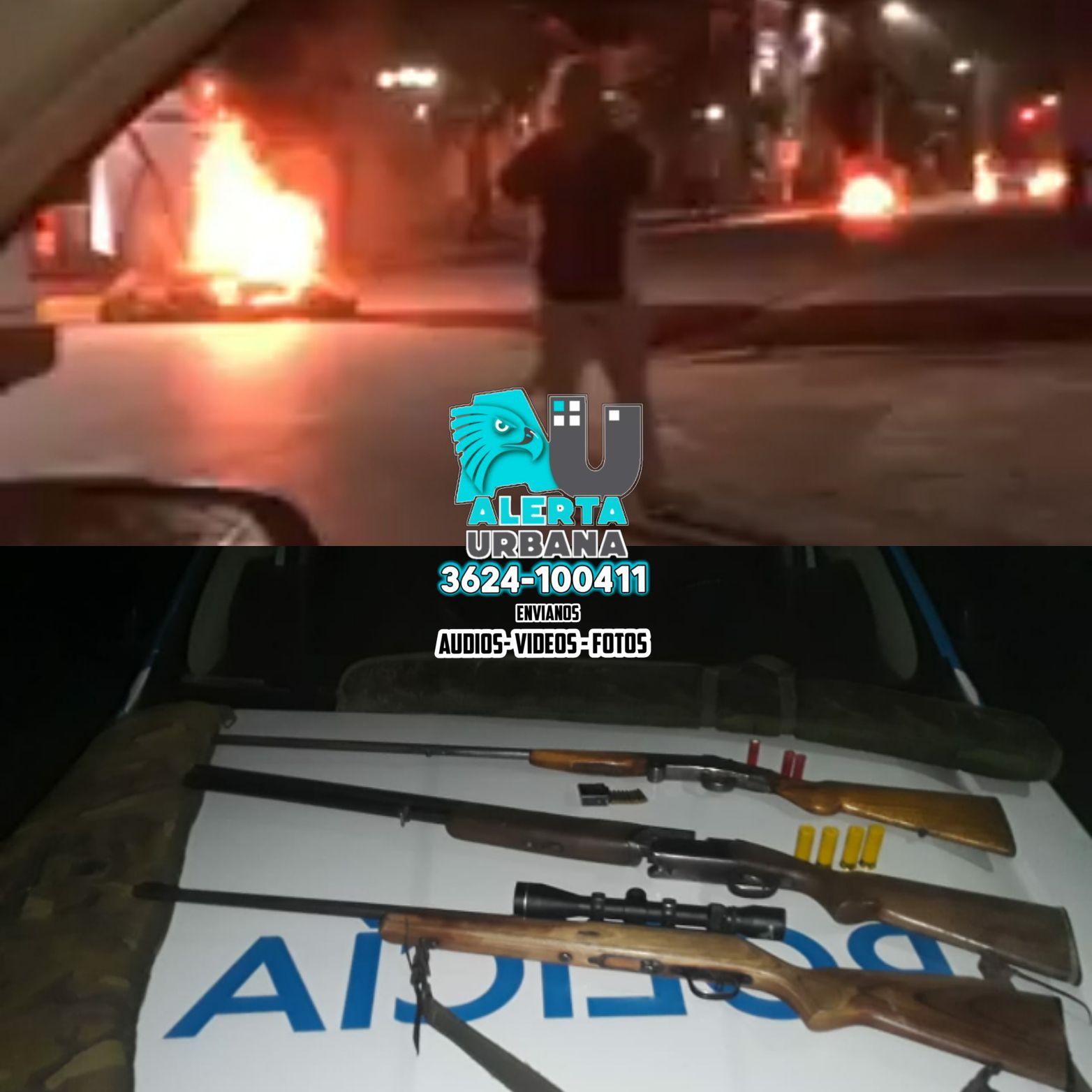 Chaco: resumen de hechos policiales