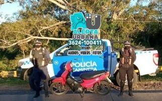 Eficaces operativos de la División Policía Caminera durante el feriado