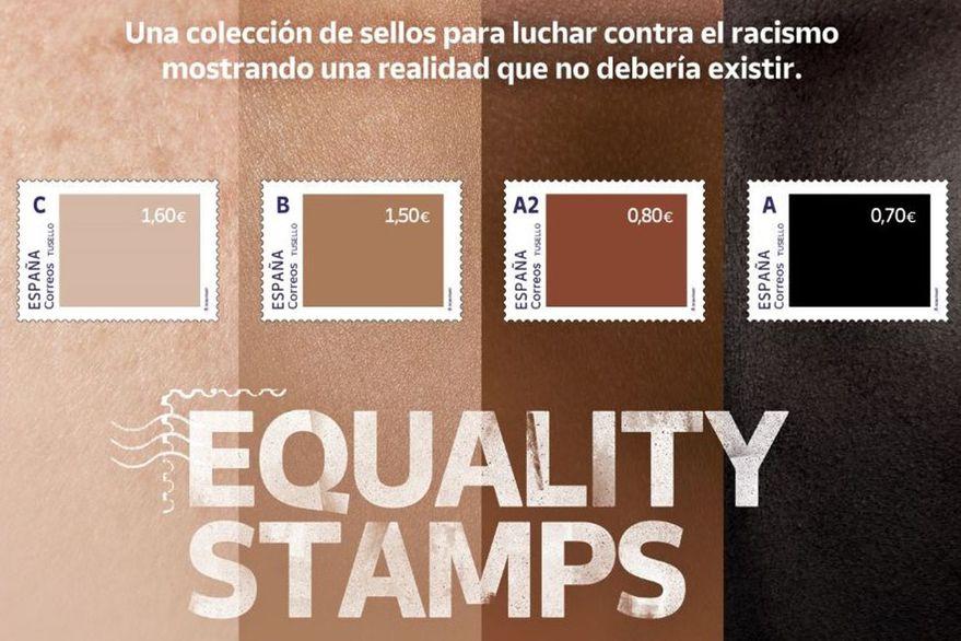 La insólita campaña contra el racismo