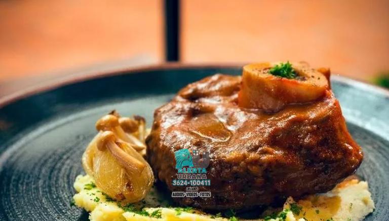 Osobuco gourmet: sabroso, económico y ahora tendencia culinaria.