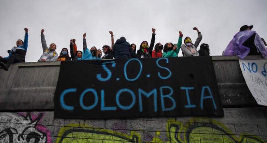 Duque busca respaldo para contener las protestas mientras acumula críticas por la represión