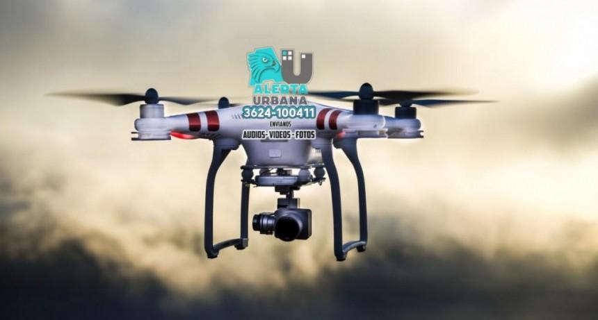 Emiratos Árabes: provocarán lluvia mediante drones
