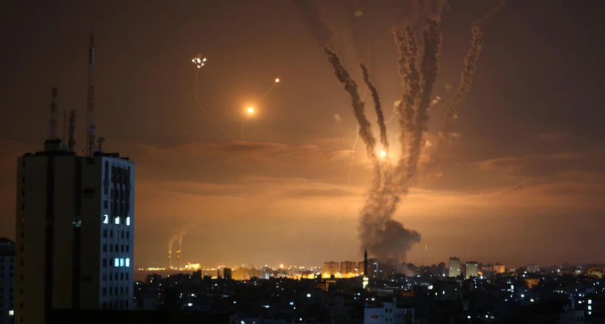 Gaza: los cohetes de Hamas, un arsenal renovado que tiene en vilo a Israel
