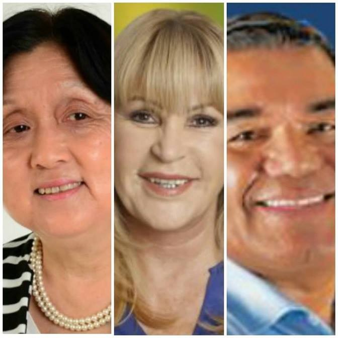 Ayala a favor, Mosqueda y Terada en contra de la legalización del aborto en la Argentina