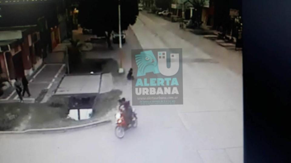 Barranqueras: denuncian amenazas tras accionar de motochorros