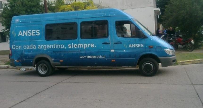 Operativo de ANSES en Bº Don Santiago