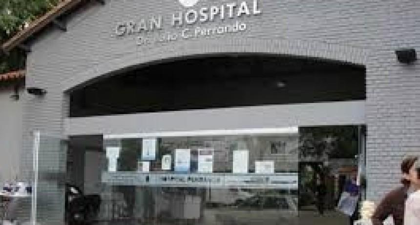 En el Hospital Perrando fue mínimo el ausentismo del personal