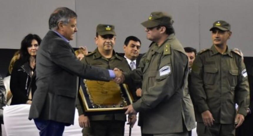 Un lujo y patrimonio histórico del Chaco: 80° aniversario del Escuadrón N° 1 de Gendarmería Nacional, el primero en crearse en el país.