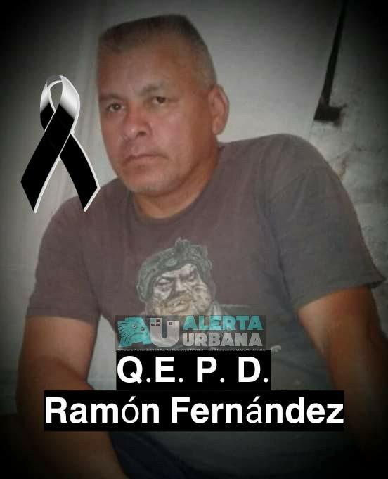 Conocido vecino de Villa Río Negro, falleció a causa de COVID-19.