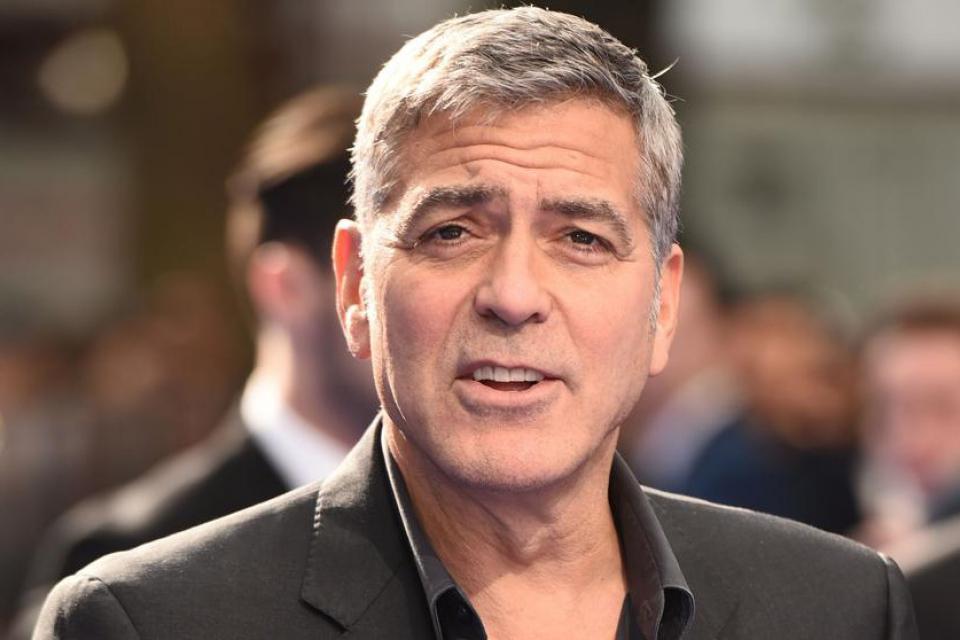 """George Clooney sobre el racismo en Estados Unidos: """"Es nuestra pandemia"""""""