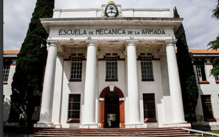 Rechazan pedidos de prisión domiciliaria de represores condenados por delitos cometidos en la Esma.