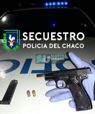 Supuesto autor de herir a un joven con un arma fue detenido.
