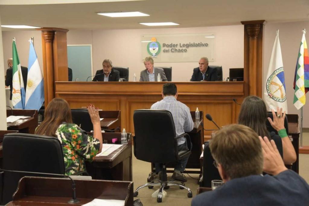 La Legislatura suspende sus actividades