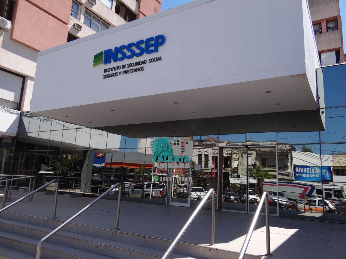 INSSSEP suspendió la atención presencial.