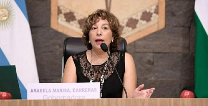 Se reactiva la administración pública de manera parcial en Río Negro