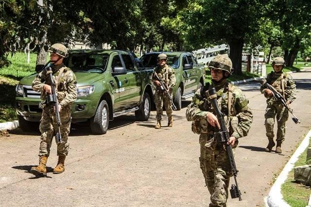 Cierran la frontera con Bolivia y despliegan el Ejército para evitar cruces ilegales.