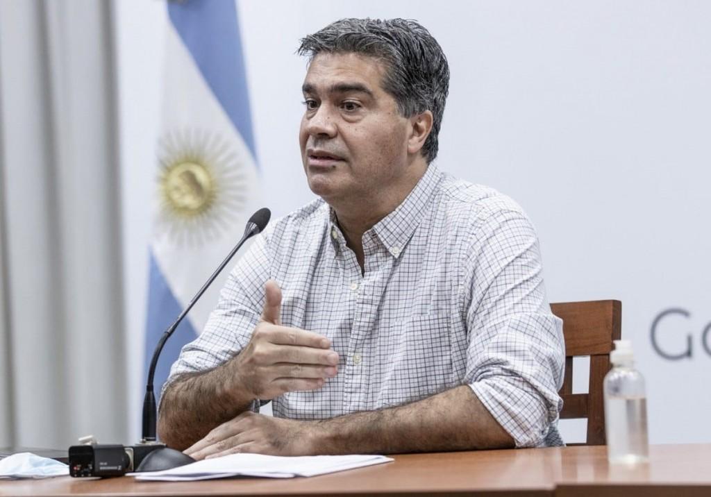 El gobernador decretó duelo provincial por las víctimas de COVID-19 y ascendió a Comisario Post Mortem a René Eugenio Pogonza