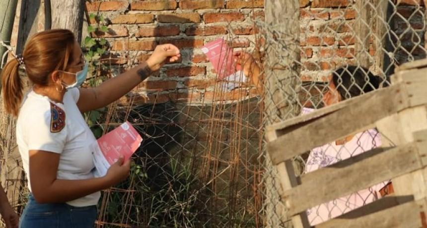 Barranqueras: ante casos sospechosos de COVID-19, evalúan realizar testeos domiciliarios