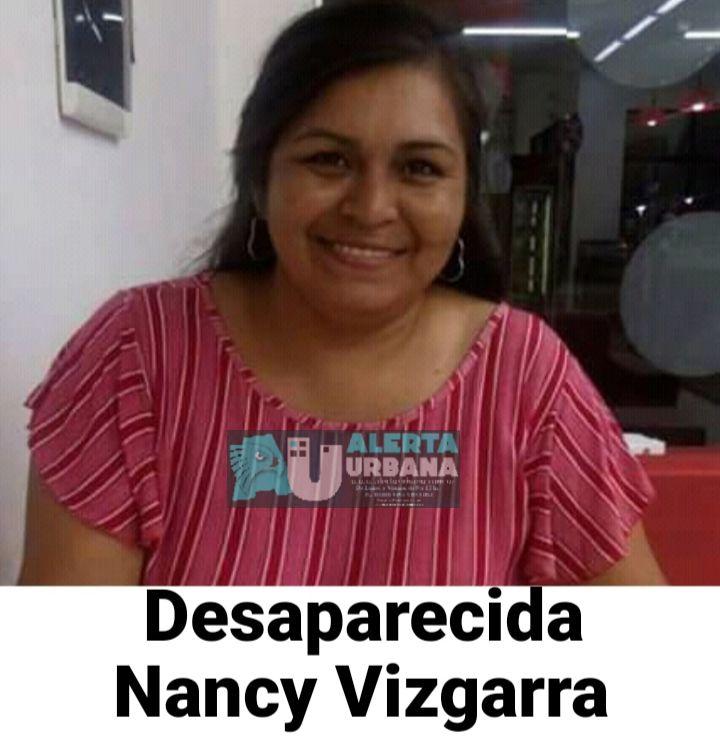 Se busca el paradero de Nancy Vizgarra