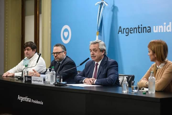 El Gobierno nacional dispuso la expropiación del Grupo Vicentín.