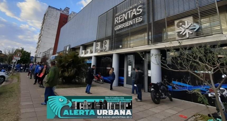Corrientes: robaron más de un millón y medio de pesos de la Dirección General de Rentas